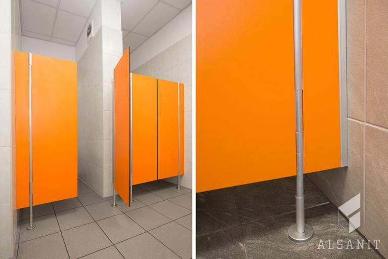 kabiny WC do przedszkola