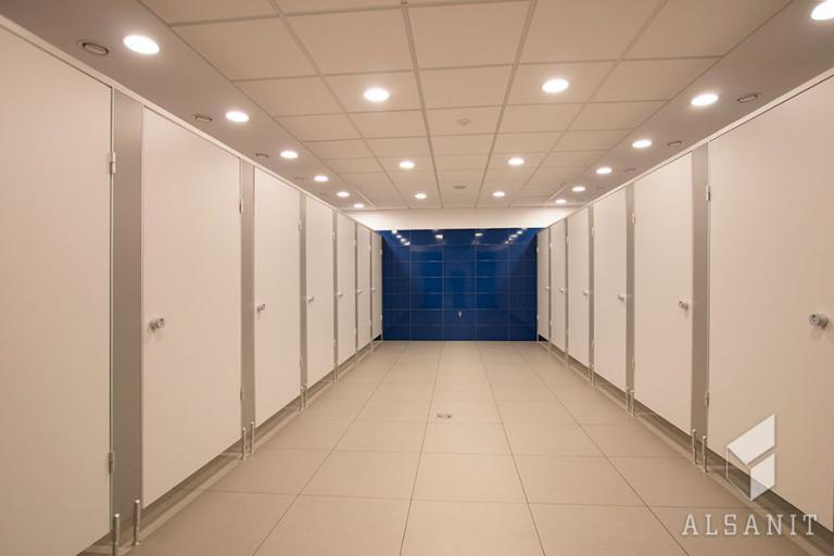 kabiny sanitarne dla firm