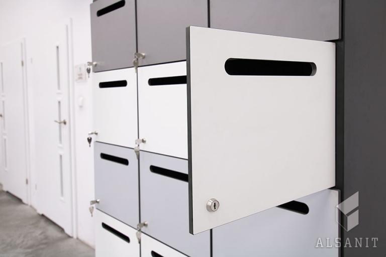 szafki depozytowe na kluczyk