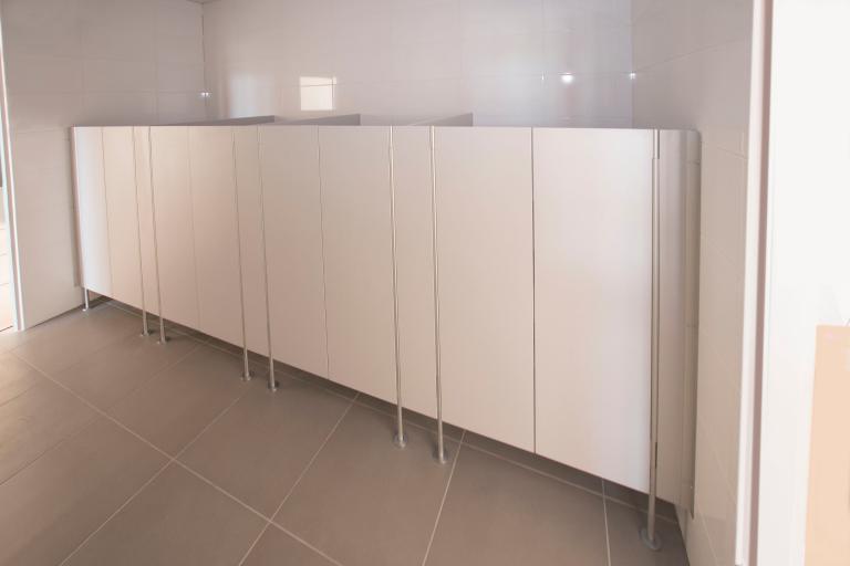 kabiny sanitarne przedszkolne